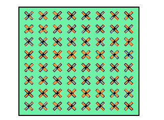 Uniform Square Array